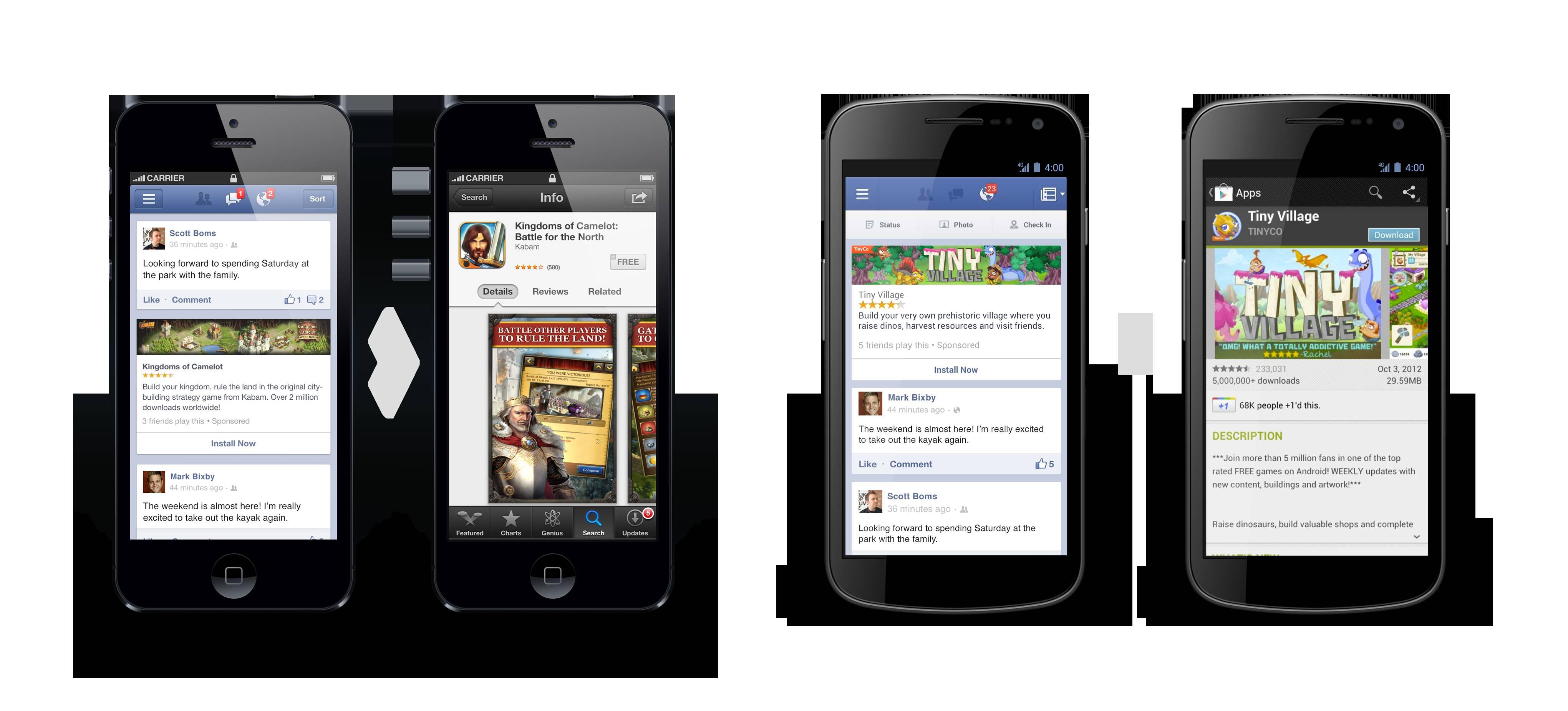 facebook mobile ads