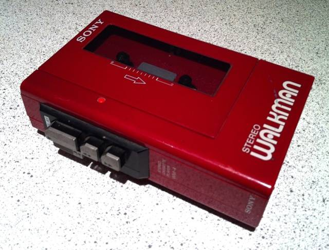 Sony WM-4 Walkman