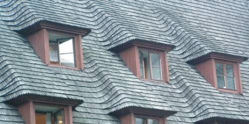 Roof shingles