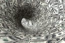 Funnel of cash. Credit: via SXC – http://www.sxc.hu/profile/Leonardini
