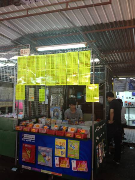 Sham Shui Po market Hong Kong mobile phone number hawker