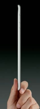 iPad mini - side view