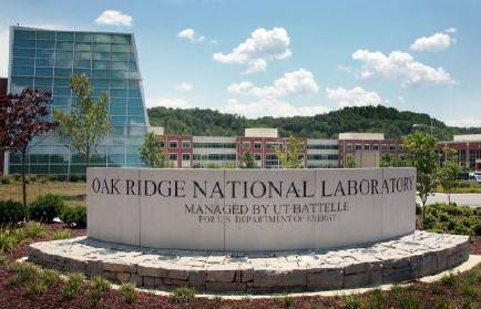 Oak Ridge National Laboratory in Tennessee
