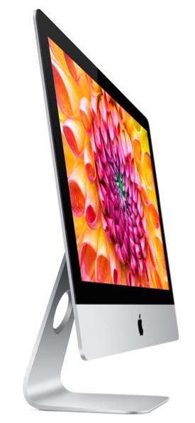 Edge of the latest iMac, credit Apple