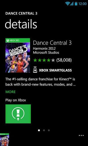 Xbox Smartglass Android Tablets
