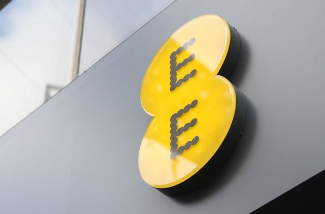 EE 4G banner