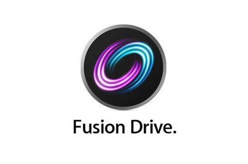 Apple Fusion Drive logo