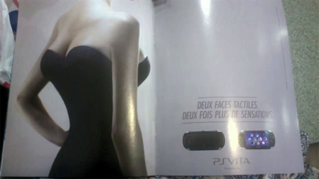Vita advert in France