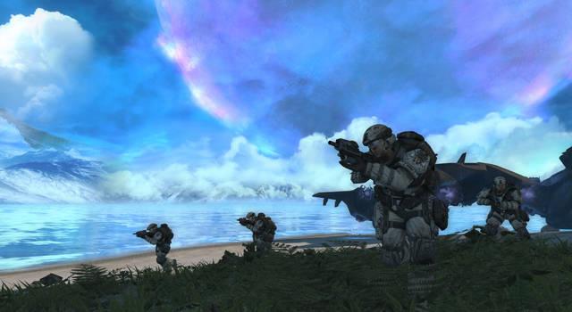 Halo: Combat Evolve