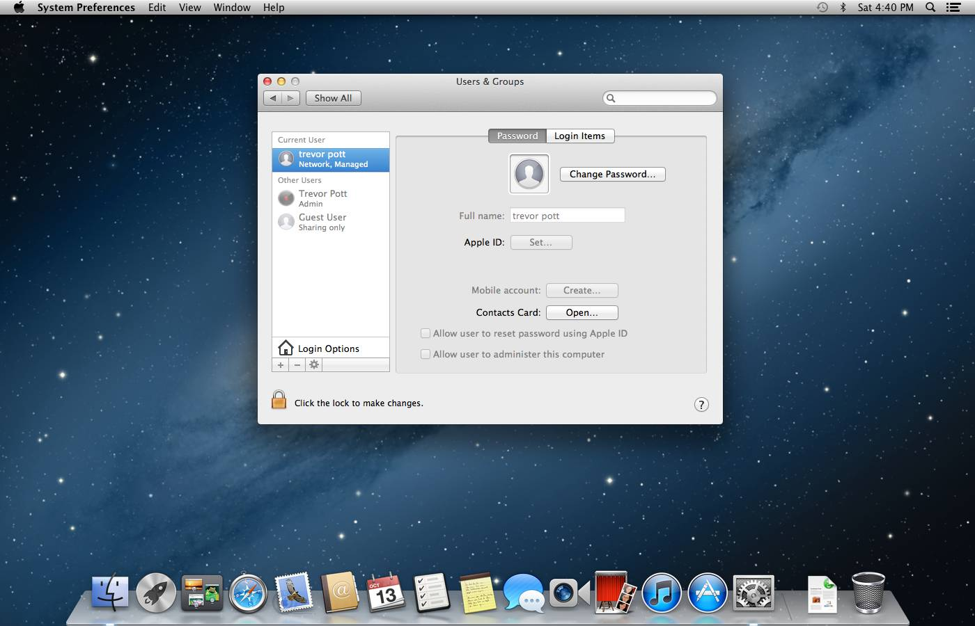 how to set ip printer account on mac