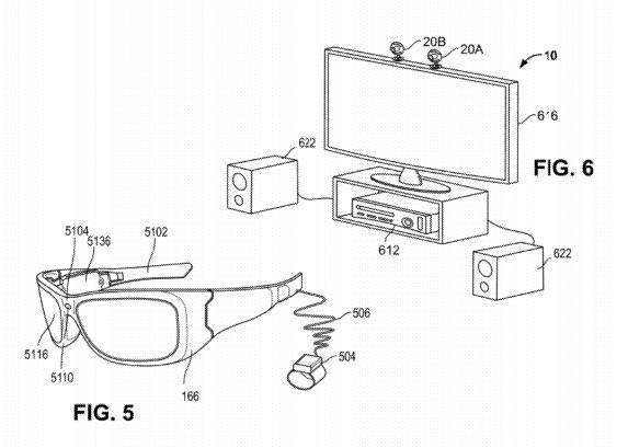 Microsoft spying system patent