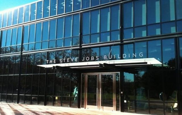 Pixar&amp;#39;s Steve Jobs Building