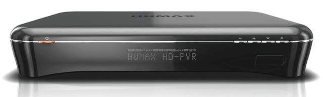 Humax HDR-1000S Freesat+ recorder with FreeTime