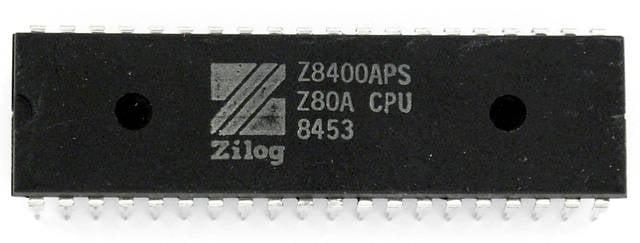 Zilog Z80A