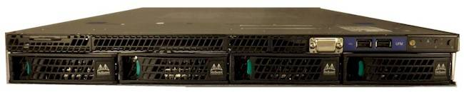 The UFM-SDN appliance from Mellanox: Plug and go