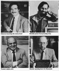 January 3, 1983 Time magazine - four personal-computing pioneers