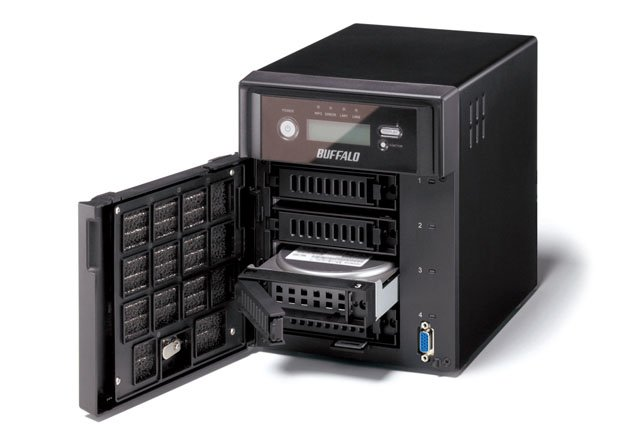Buffalo TeraStation Pro 4-bay NAS drive