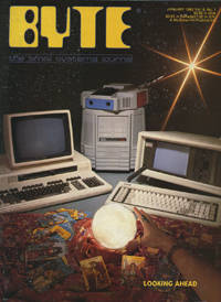 January 1983 Byte magazine  cover