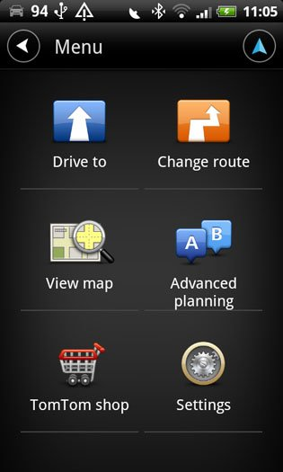 TomTom Navigation for Android