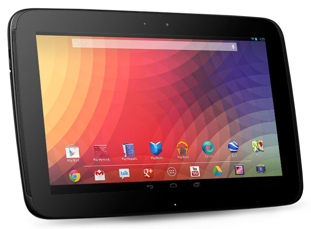 Google's Nexus 10 Android tablet is yet another collaboration with