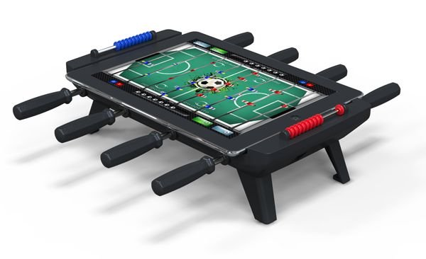 Classic Match Foosball, The Ultimate Mutliplayer Experience for your iPad