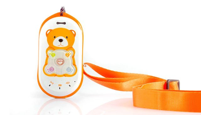 Concox GPS GK301 TeddyPhone