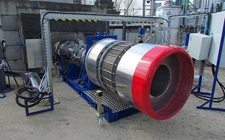 sabre test rig