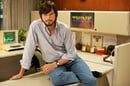 First official pic of Ashton Kutcher as Steve Jobs