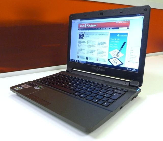 Eurocom Monster W110ER