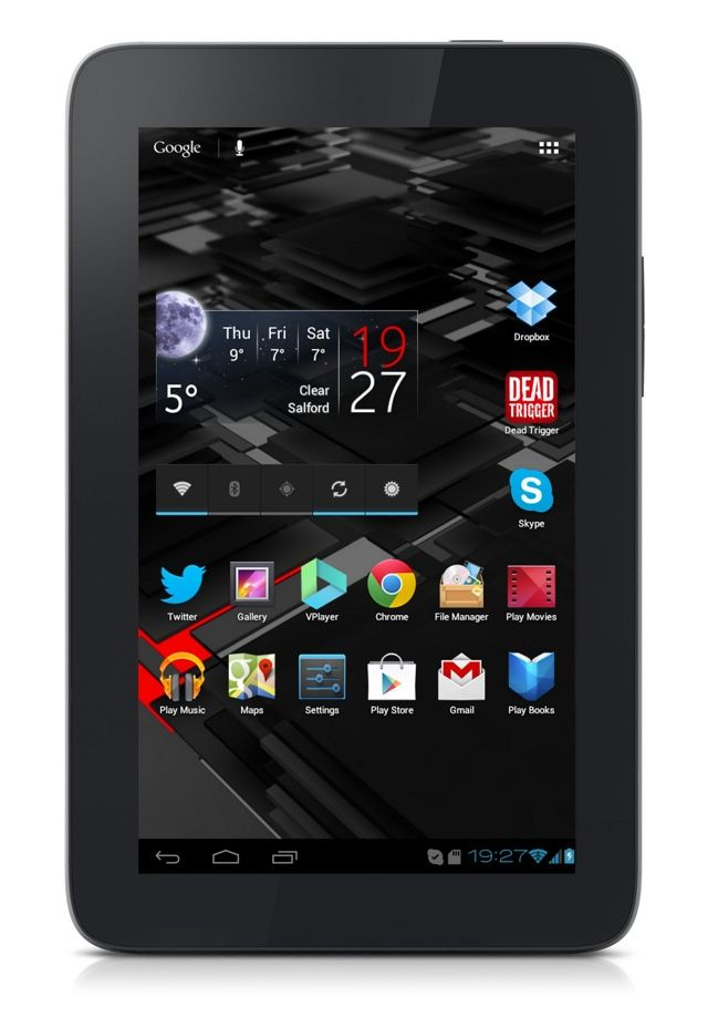 Vodafone's Smart Tab II 7 : Android tablet with 3G and a £149 price