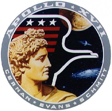 Apollo 17's mission logo