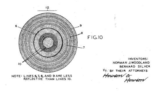 Barcode patent