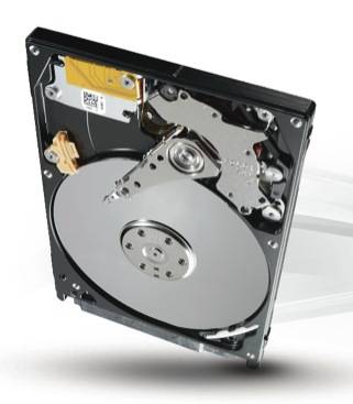 Seagate VIdeo 2.5 HDD