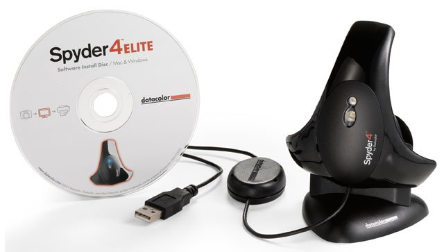 Datacolor Spyder4Elite display calibration kit