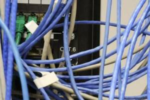 Some network cables