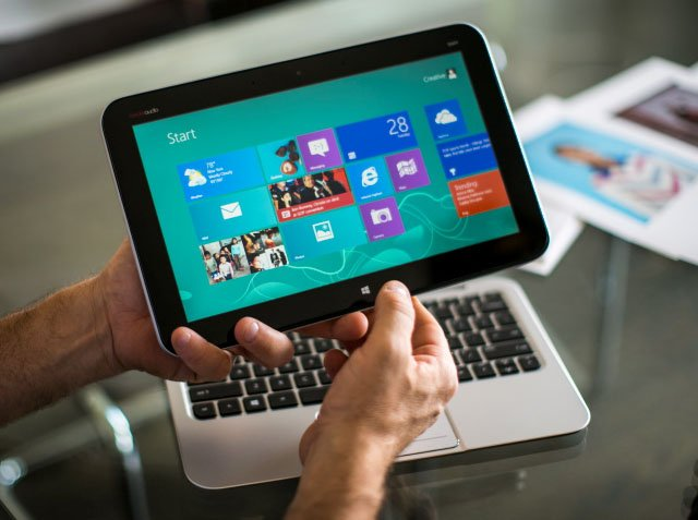 HP Envy x2 Windows 8 convertib