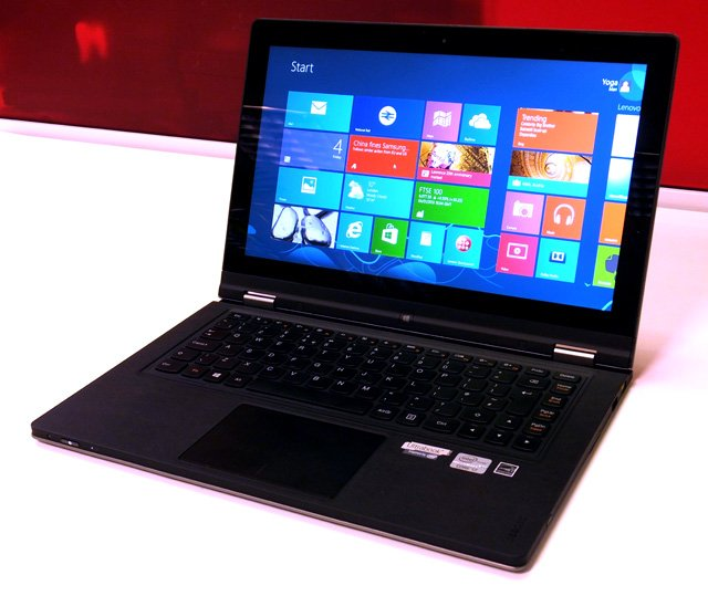 Review: lenovo ideapad yoga 13 windows 8 convertible ultrabook