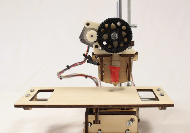 Printrbot jr 3D printer