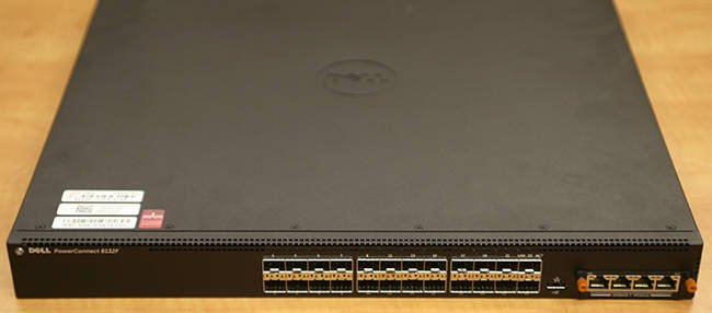 Dell PowerConnect 8132F switch