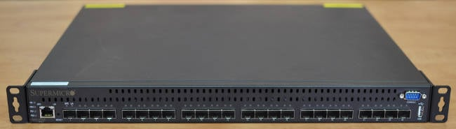 Supermicro SSE-X24S Switch
