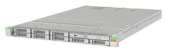 The Fujitsu | Oracle Sparc M10-1 server