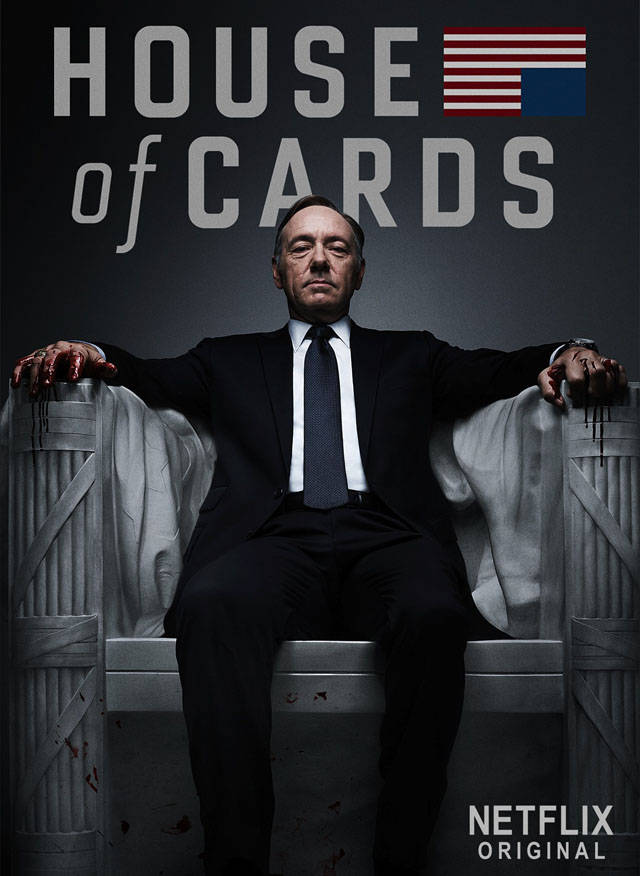 Netflix House of Cards remake