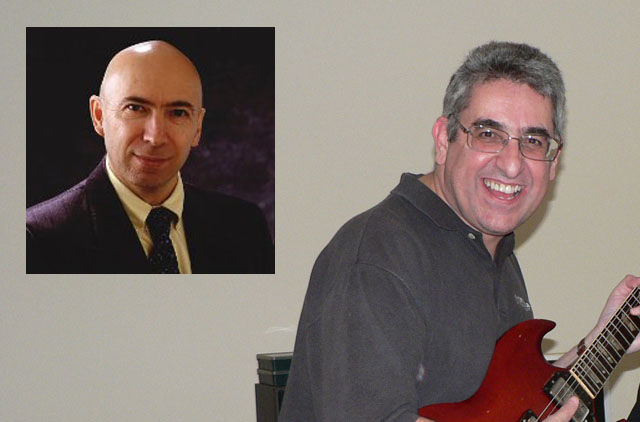 The two Pauls: Johnson and Kaufman