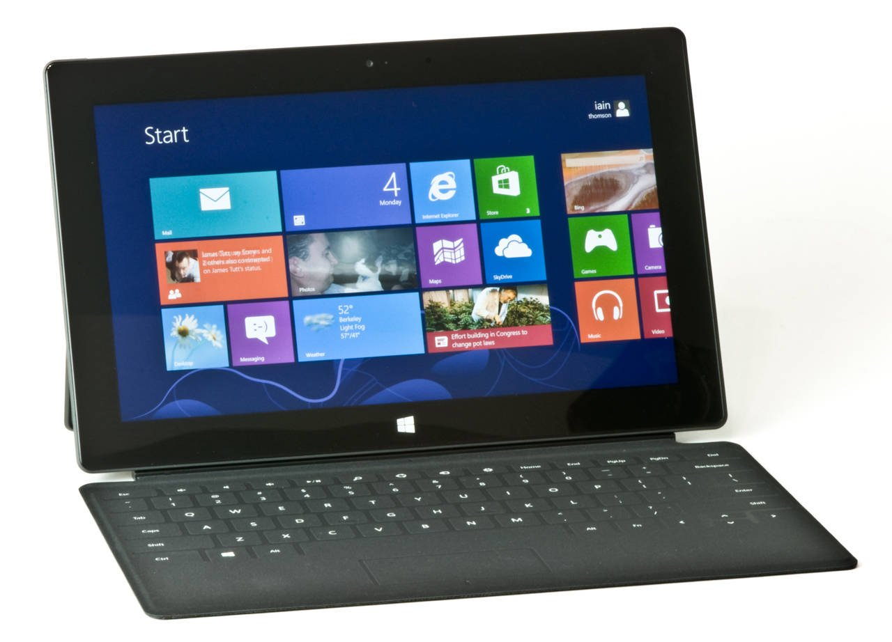 Surface Pro hero