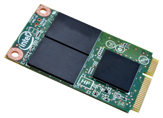 Intel mSata SSD