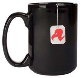 Mug with our Vulture logo