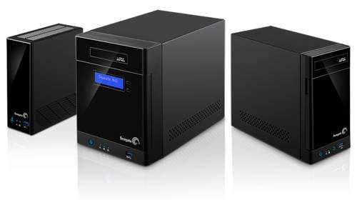 SEagate SBS NAS