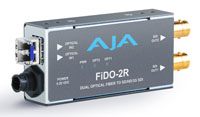 Aja FiDO 2r convertor