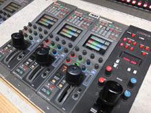 Camera remote control panel
