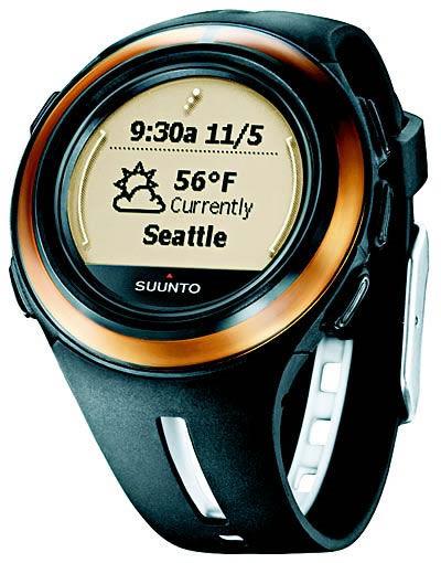 Microsoft SPOT watch, credit Microsoft